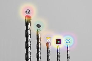 Squarespace vs Weebly vs WIX vs IMcreator vs WordPress